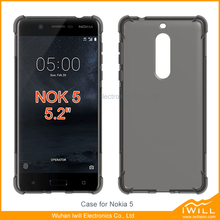 Alpha Shockproof tpu cover for Nokia 5 crashproof case skin
