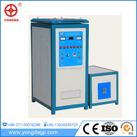 Yongda delivery fast after sales good IGBT electromagnetic induction heating equipment for metal forging