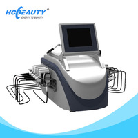 Professional non-surgical fast slimming power assisted liposuction equipment