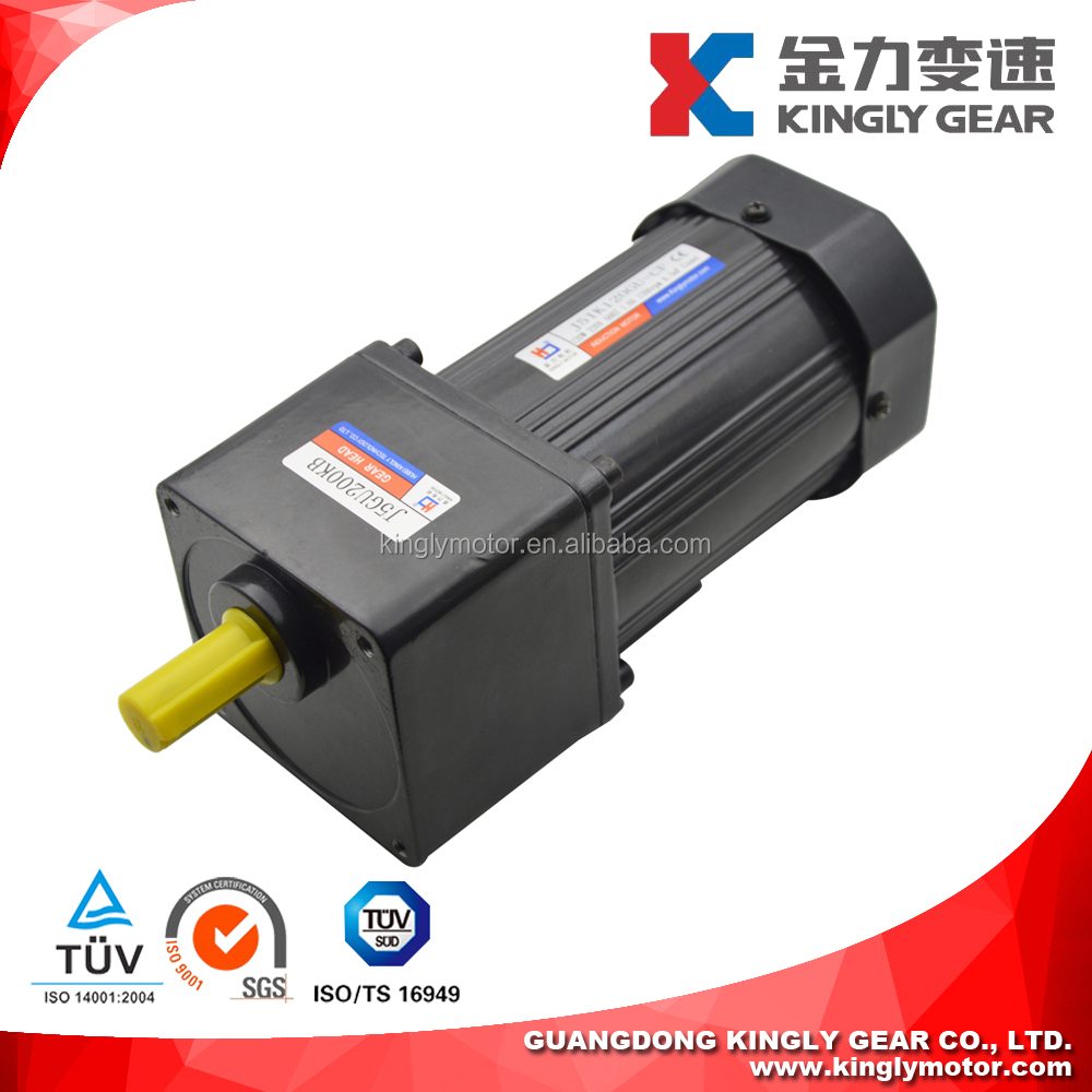 Hot Sale Torque Ac Motors Induction Ac Motors 30Kw