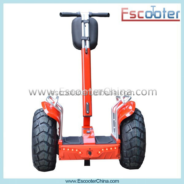 China electric chariot scooter price / cost Mobility scooter self balancing ESOII 2 wheel electric scooter 1 Piece