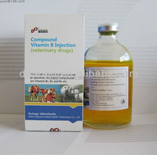 liquid vitamin C Compound Vitamin B injection