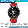 100 PCS/ Lot China Factory KingWear KW88 Celular mtk6580 GPS Android Smart Watch