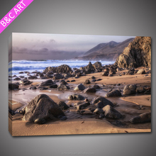 natural stones scenery canvas printing art/customized digital photography printing 3d painting