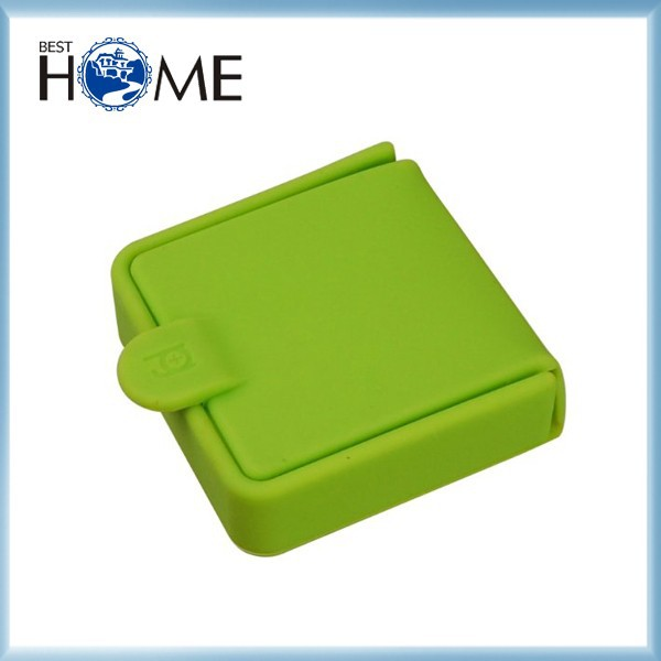 New Design Food Grade Silicone Pill Box Case for Promotion