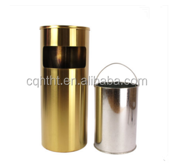 Different types of waste bin indoor and outdoor use