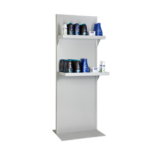 factory Custom free standing retail store furniture/shop fitting and displays/metal pop display stand