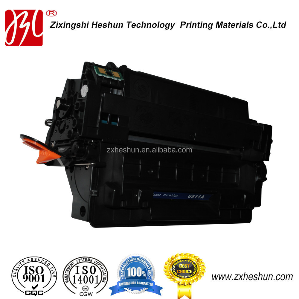 High quality compatible Q6511A toner cartridge for hp LaserJet 2400/2410/2420/2430