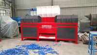 business industri rubber recycling machine plastic shredder for sale