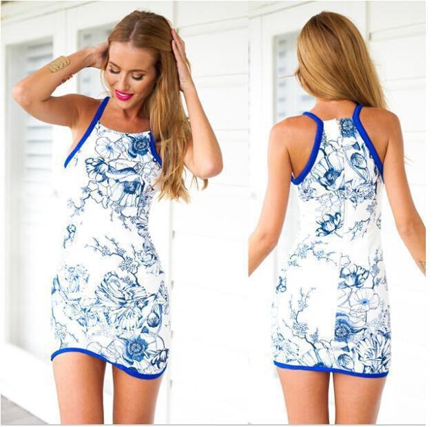 Buy Plus Size Vestidos Dresses 2015 Summer Women Dress Vestido De