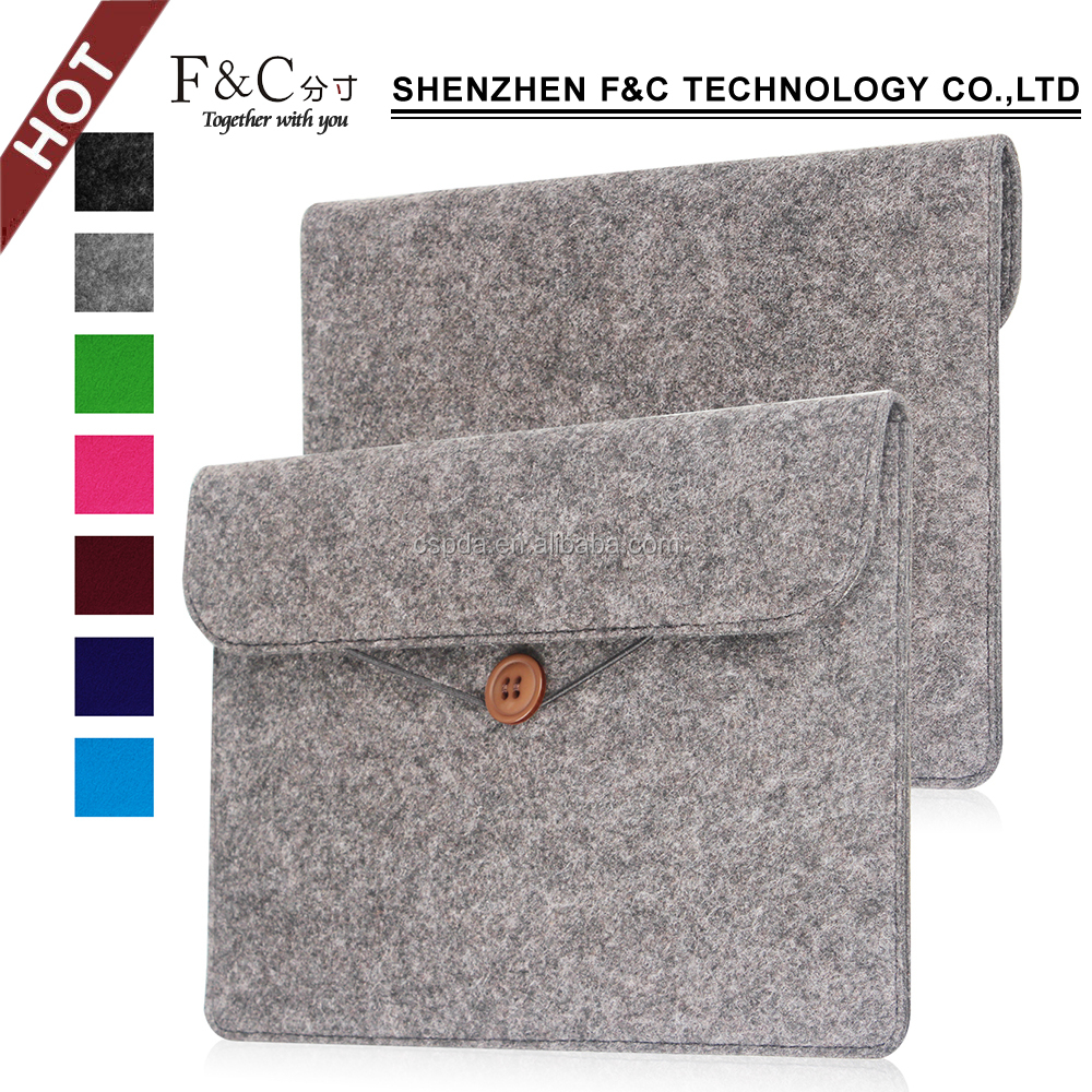 Latest design universal envelope clutch bag envelope style tablet case