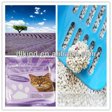 2013 Sample free natural clumping bentonite Productos de limpieza para mascotas