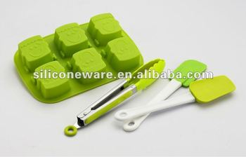 silicone baking kit