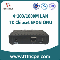 Home Use Wireless Network Terminal EPON ONU with 1GE Port