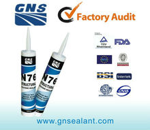 GNS structural silicone sealant solar panels silicone sealant rubber adhesive sealant