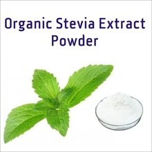 Organic Enzyme Modified Stevia Extract Powder Stevioside 95 RA60