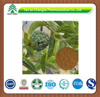 GMP factory supply Hot sale high quality Soursop Fruit P.E.