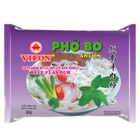 Vietnamese Style Instant Rice Noodles Beef Flavor 60g