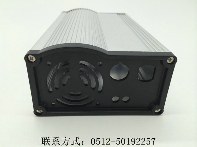 ZK-119/ 53*94*150mm Battery Charger Case Charger Housing Aluminum Housing Inverter Housing