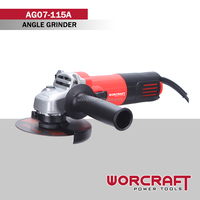 "4-5"" 100-125mm 710W Angle Grinder WORCRAFT AG07-115A"