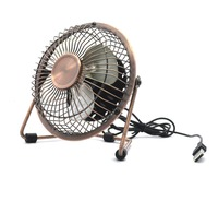New desiner easy home folding electric fan with arts and function