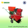 petrol engine power multifuction manual maize corn seeder for agriculture