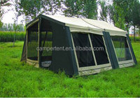 Polyester cotton waterproof Camper Trailer Tent 6001