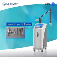 30w Fractional Co2 Laser Nubway Products Vaginal Applicator
