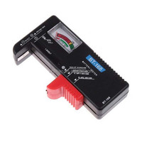 DIHAO Universal Scales Handheld Battery Volt Tester for 1.5V AA AAA CD Cell 9V Batterie