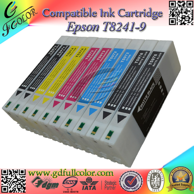 P9000 ink cartridges for SC P9000 compatible ink cartridge distributor