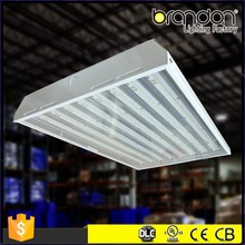 277V 347V Dimmable Ul Listed 100W 120W 150W 240W Flat Linear Led High Bay Light