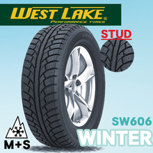 WESTLAKE GOODRIDE SW606 Studable Winter Car Tires STUD SNOW TYRE