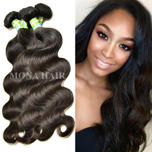 Top Fashion Cambodian body wave Human Virgin Hair Extension Dyeable Virgin Weave Hair