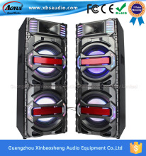 One active and one passive 10 Inch professional speaker disco Bluetooth speaker MS-2100