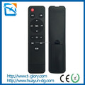 Can be customized black wire drawing panel 2.4G RF remote control mouse function