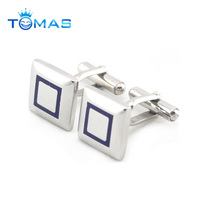 Wholesale Metal Cufflinks Custom Stainless Steel