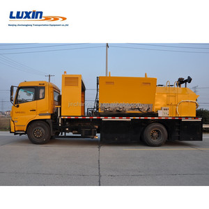Automatic recycling asphalt road pothole repairing machine for sale