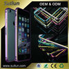 Mobile phone aluminium case for Samsung galaxy S3 S4 S5 mini i9300 i9500 i9600 S6 edge