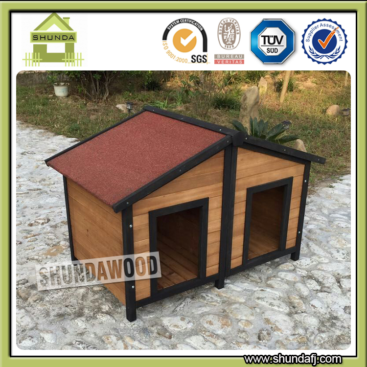 SDD12 wooden pet supplies dog cages