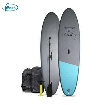 Low prize wholesale inflatable fishing paddle sup board kayak made in china