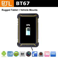 SWT0655 BATL BT67 shenzhen industrial tablet pc supplier, t70 rugged android tablet