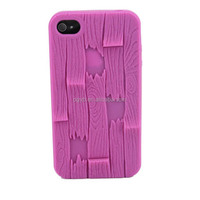 china factory embossed silicone mobile cover for sumsung galaxy