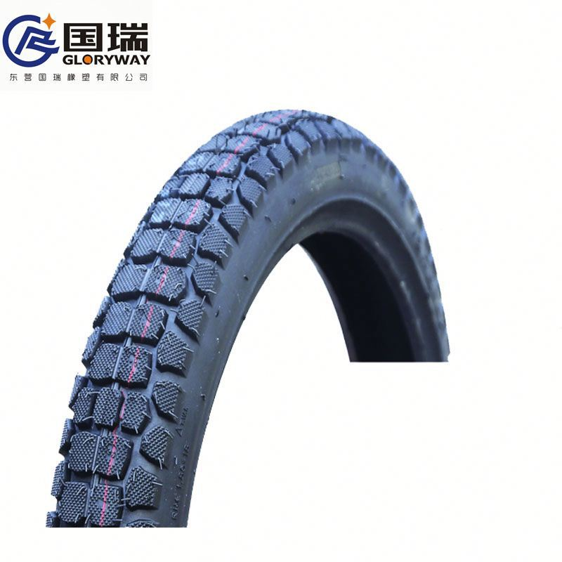 China manufacturer tire of motorcycle 2.75-18