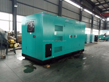 500KW 600KVA silent diesel genset powered by Cummins