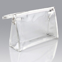 CT0244 Factory Cheap Personalized Clear PVC Mini Cosmetic Bag