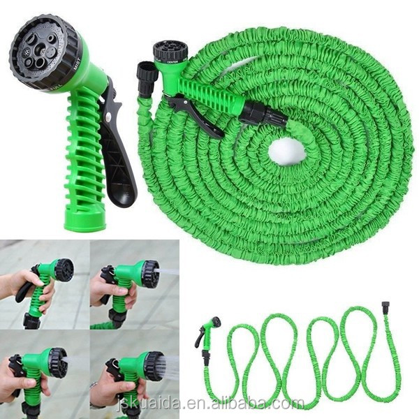 Garden best watering hose automatically self-retracting watering tool expanding hose reel