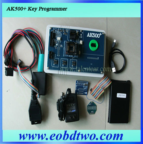 2014 Top-rated AK500+ pro key programmer AK500 super star key calculation tool