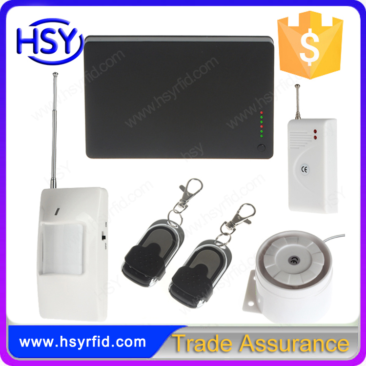 Smart Home Wireless security GSM alarm system
