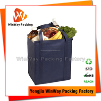 Best Selling Recycled Nonwoven Shopping Bag