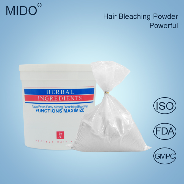 China Professional OEM Factory Manufacturer Free Sample Hair Decolor/Hair Bleaching Powder